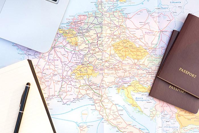 Auslandsumzug mit Umzugsgenie Berlin